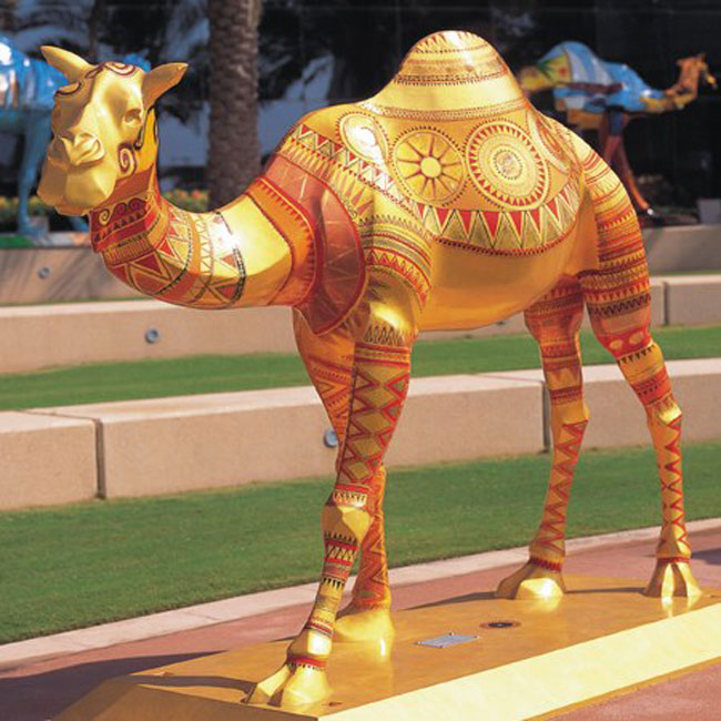 fiberglass-sculpture-art-in-uae
