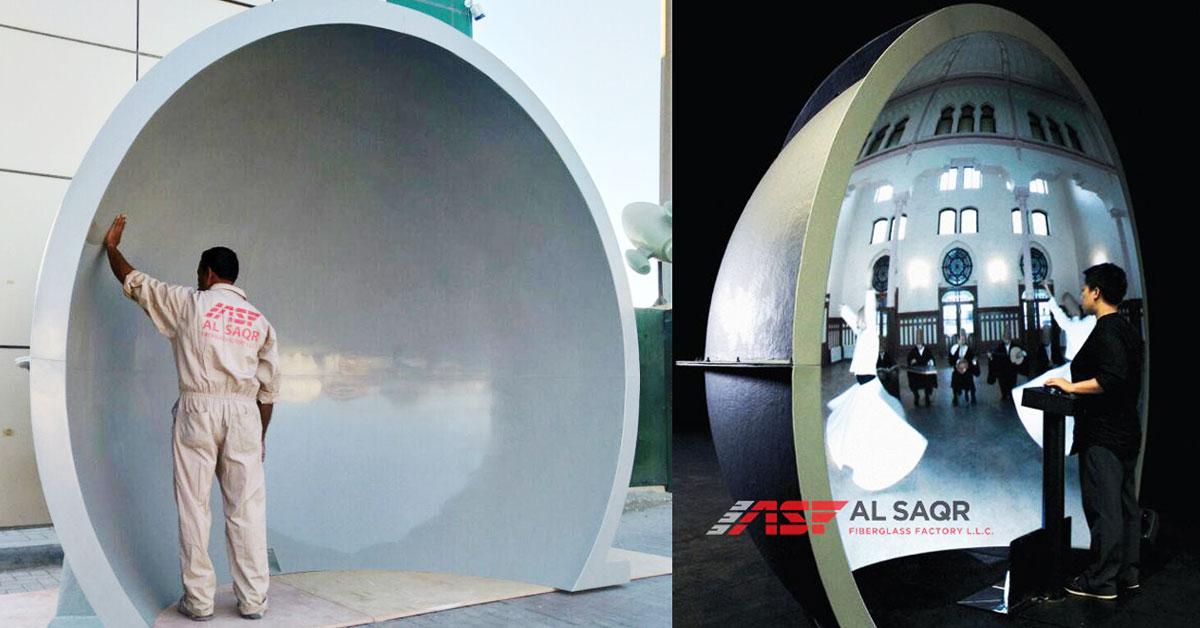 UAE GRP Fiberglass